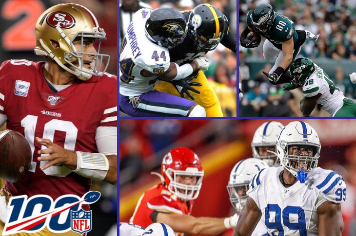 Calendario NFL horarios y canales para ver la Semana 6 de la temporada 2019