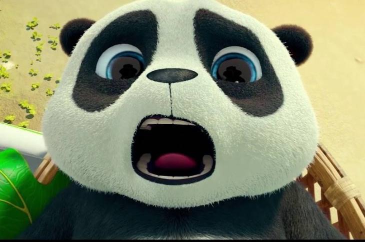 ¿Quién perdió un panda? primera función digital gratuita de Cinemex