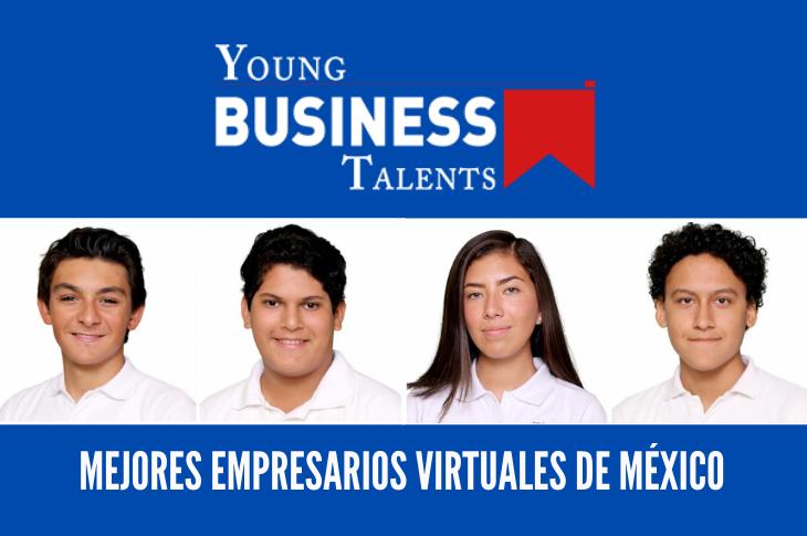 Alumnos de Veracruz los mejores empresarios virtuales de México