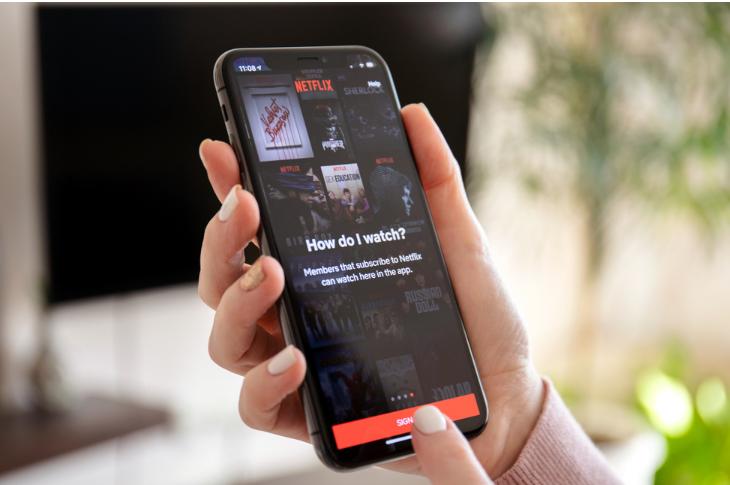 Netflix domina en las plataformas de streaming en México