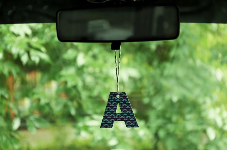 Haz que tu coche sea una extensión de tu personalidad con este simple detalle