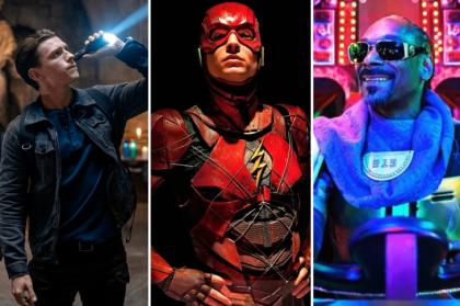 Mejores videos: Uncharted, The Flash, Snoop Dogg y más