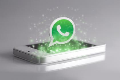 Envía mensajes invisables desde WhatsApp