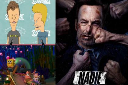 Mejores videos: Green Day, Bob Esponja, Beavis and Butt-Head y más