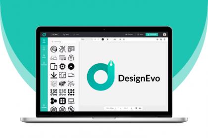 DesignEvo: empieza fácilmente tu proyecto de logotipo