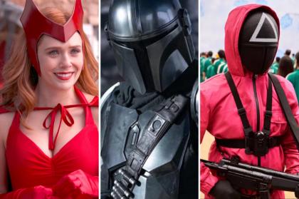 Los disfraces para Halloween más buscados de 2021