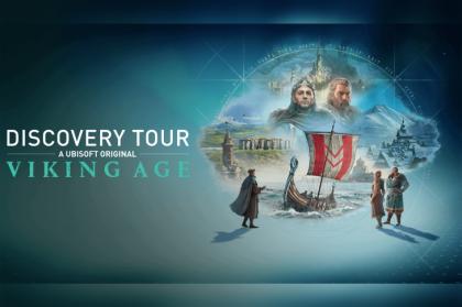 Discovery Tour: Viking Age de Assassin's Creed Valhalla ya está disponible