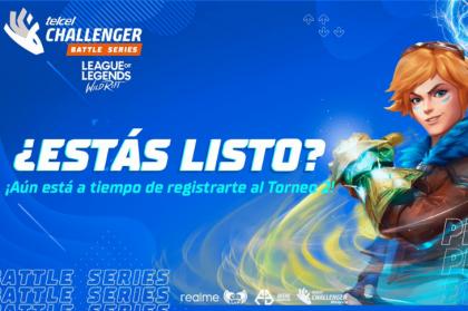 Nuevo Telcel Challenger Battle Series: Wild Rift