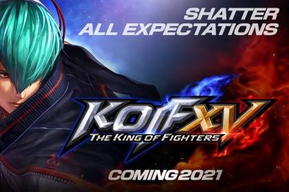 SNK revela nuevos personajes de King Of Fighters XV