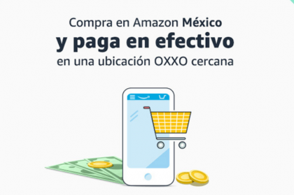 Ya puedes pagar en Oxxo tus compras de Amazon