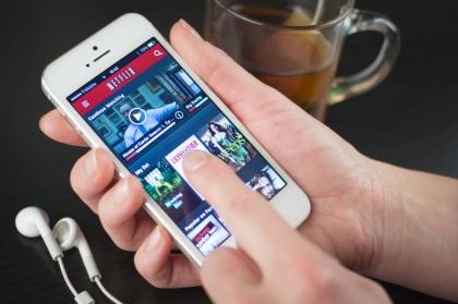 izzi tiene el Internet más rápido para ver Netflix