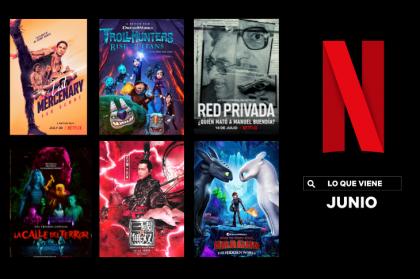 Películas de Netflix México: estrenos para julio de 2021