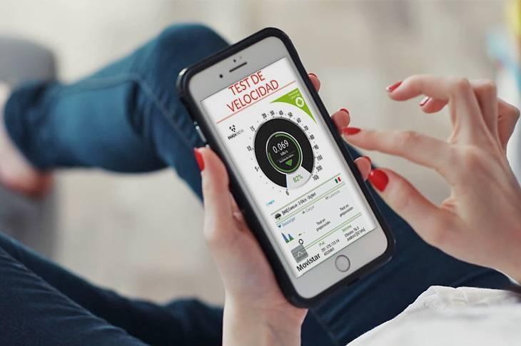 Test velocidad Movistar checa tu ancho de banda