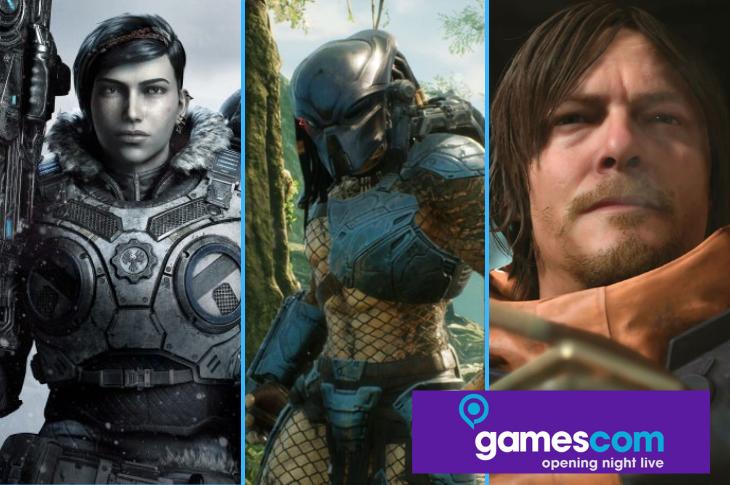 Gamescom 2019: Todos los anuncios del Opening Night Live