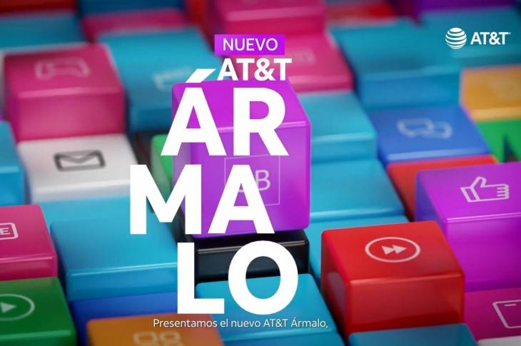AT&T Ármalo Planes de telefonía móvil personalizados