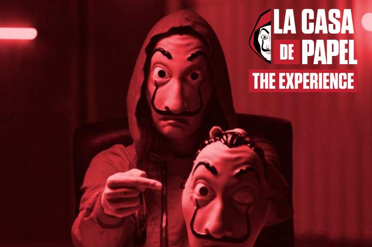 La Casa de Papel The Experience llegará a México