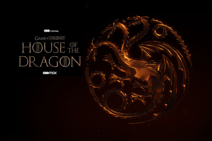 House of The Dragon HBO Max lanza primer teaser