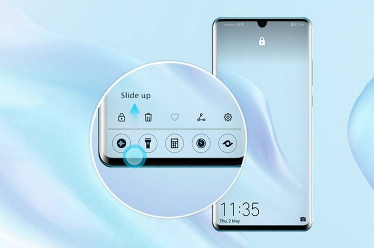 Huawei está tramitando el nombre