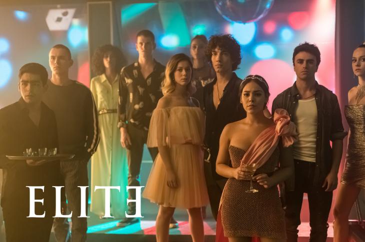 Élite, Temporada 3 Galería del elenco y sinopsis