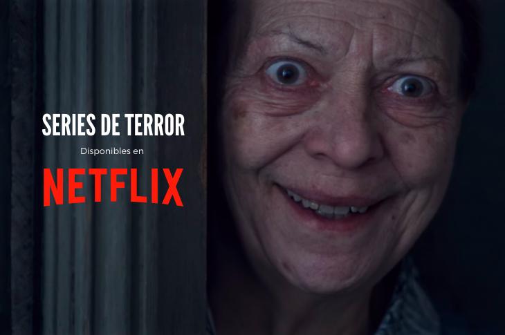 Top 10 Series de Terror en Netflix para celebrar Halloween en casa