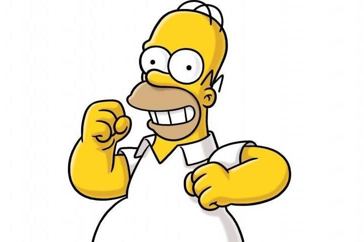 65 frases divertidas de Homero Simpson