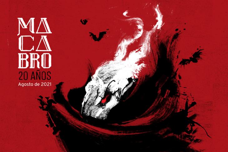 Festival Macabro 2021 selección de cortometrajes de horror y sedes