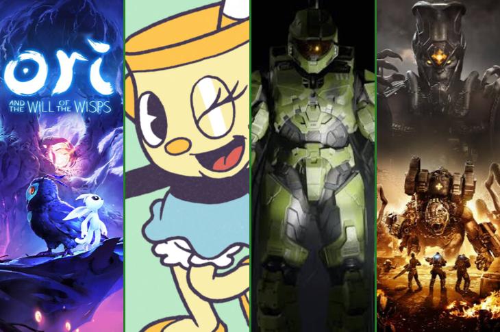 Los juegos más esperados de Xbox en 2020