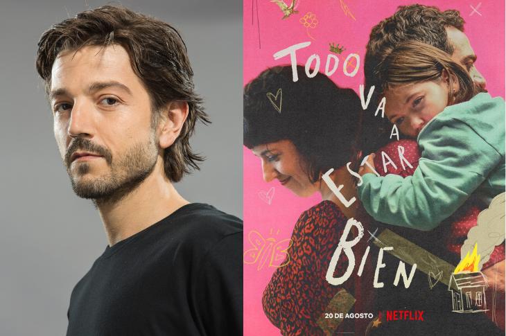 Todo va a estar bien nueva serie de Diego Luna en Netflix