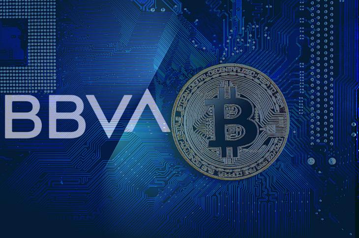 BBVA lanzará su servicio de criptomonedas Bitcoin en enero de 2021