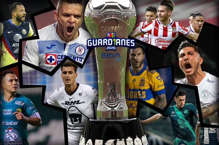 Cuartos de final Liga MX 2020 Canales y horarios de los juegos de ida