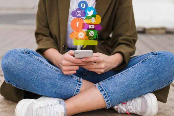 Consumo de redes sociales durante cuarentena por COVID-19