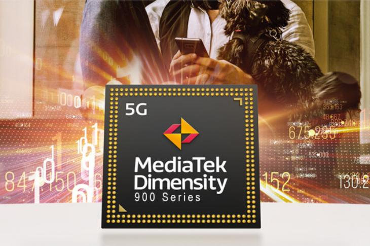 Mediatek lanza nuevo chipset Dimensity 900 5G
