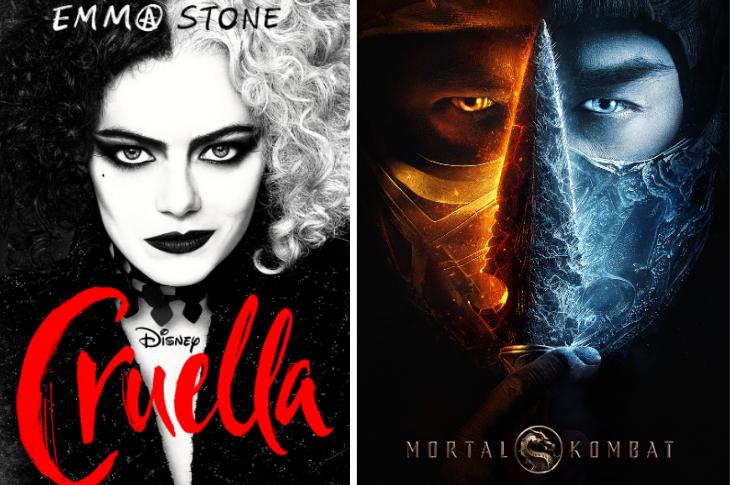 Mejores videos Cruella, Mortal Kombat, WandaVision, Hawkeye, y más