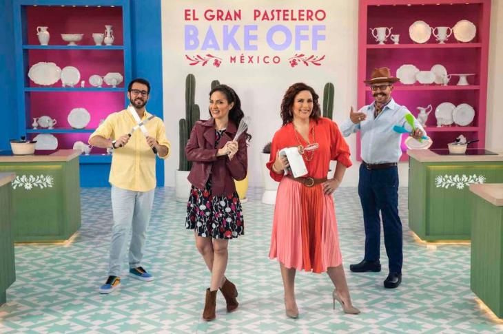 El gran pastelero Bake Off México estreno por HBO Max
