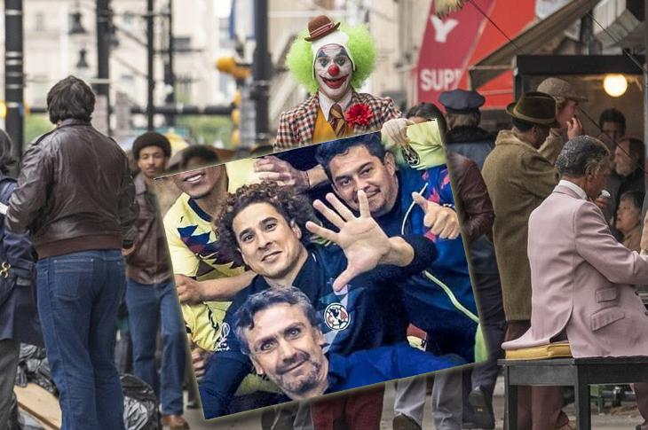Memes de la goleada de Cruz Azul al América, Joker y la NFL