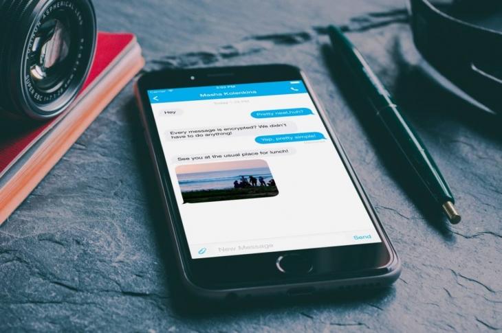 Signal la aplicación de mensajería privada