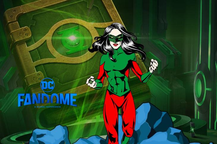 Cómo crear tu avatar de superhéroe de DC FanDome