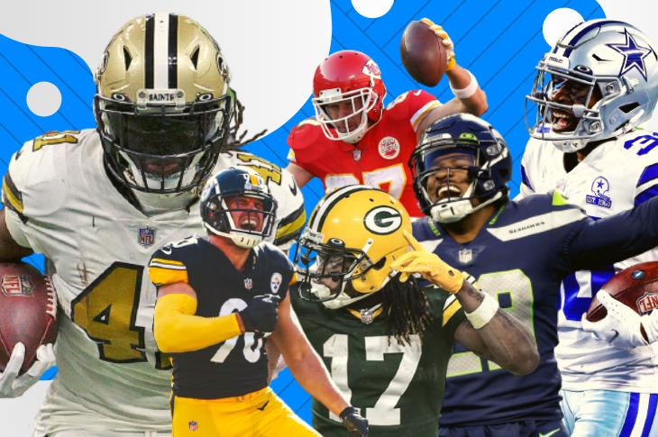 Calendario NFL canales y horarios para ver la Semana 17 de la temporada 2020