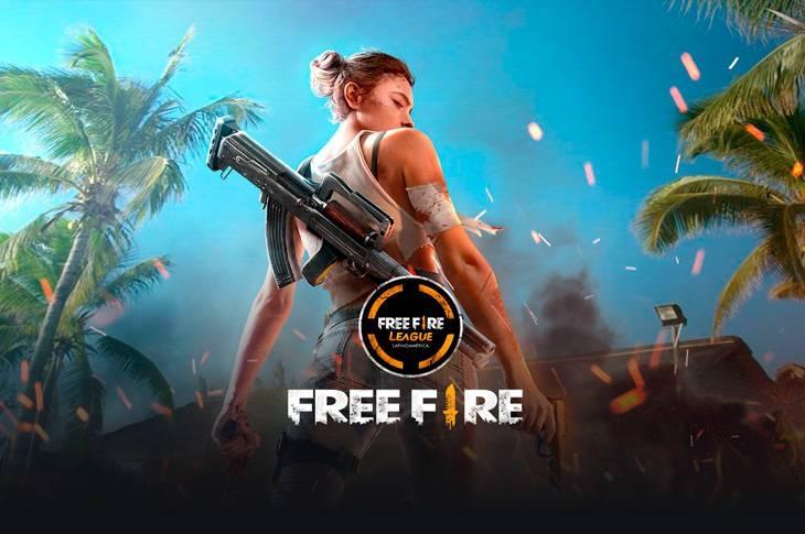 Free Fire League Latinoamerica Garena Y Lvp Presentan Formato De