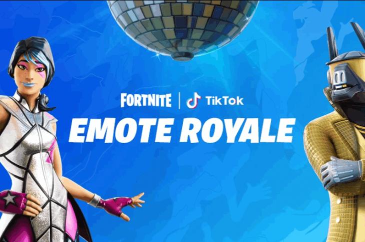 Fortnite y TikTok inmortalizan tu baile con #EmoteRoyaleContest