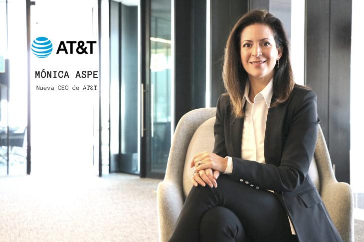 AT&T México nombra a Mónica Aspe como su nueva CEO