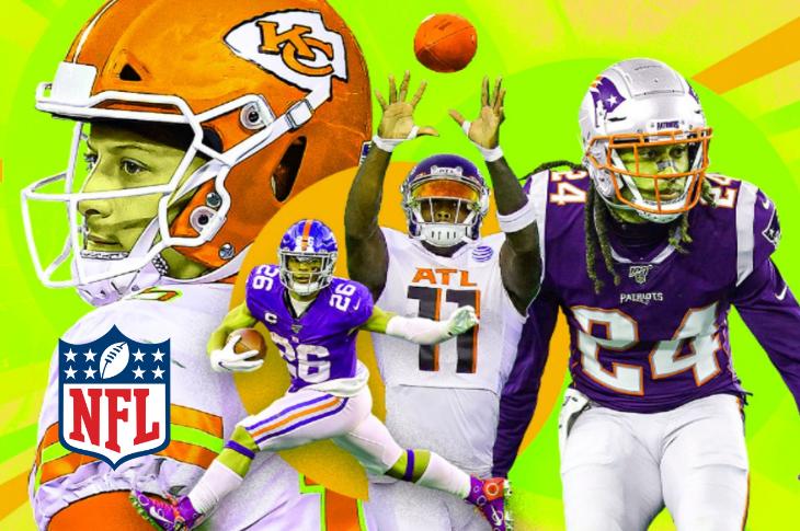 Calendario NFL canales y horarios para ver la Semana 1 de la temporada 2020