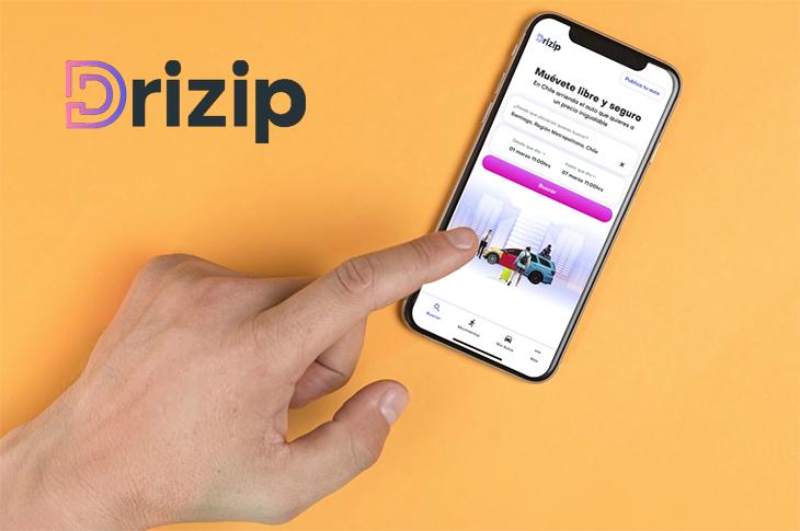 Drizip en México una app para rentar tu auto y ganar dinero