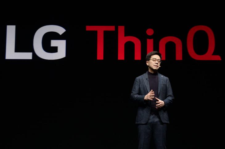 LG en CES 2020 innovaciones inteligentes en tu hogar