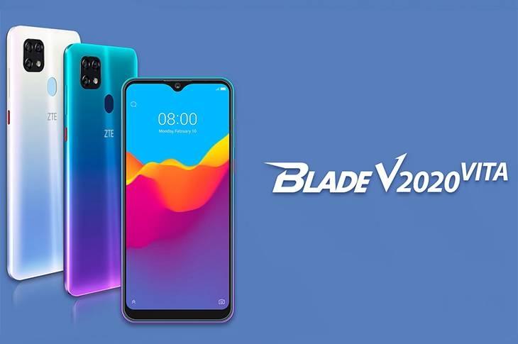 Nuevo ZTE Blade V2020 Vita llega a México con AT&T (Ficha técnica)