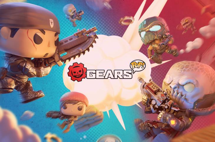 Gears POP! entrega un gratuito toque casual al mundo de Sera