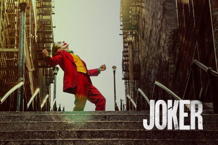 Joker reseña y galería interactiva del elenco