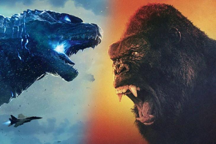 Los mejores videos King Kong vs Godzilla, Eminem, Miley Cyrus y más