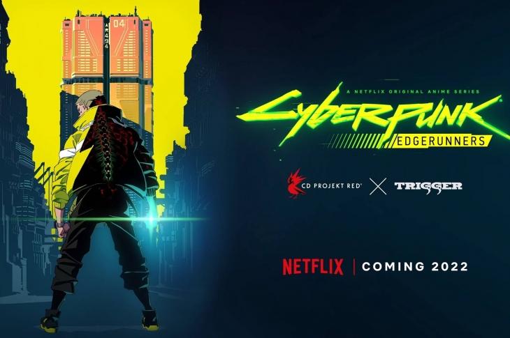 CyberPunk Edgerunners el juego tendrá su propio anime en Netflix