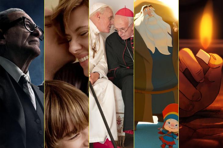 Películas de Netflix nominadas a los Oscar 2020